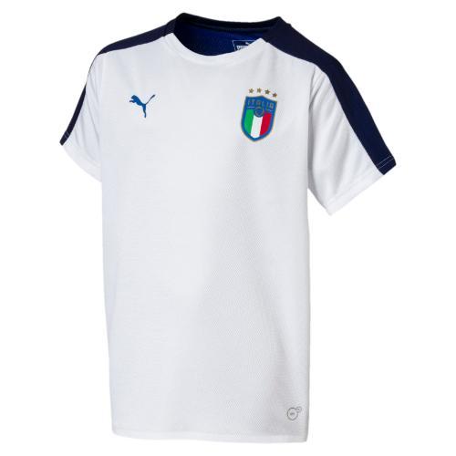 Maglia pre-match jr FIGC Italia