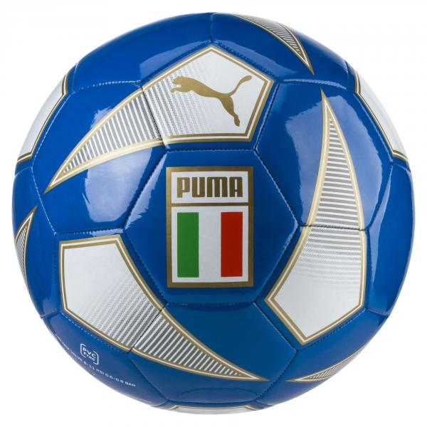 Puma Pallone World Cup Licensed Fan Ball Italia Azzurro Tifoshop