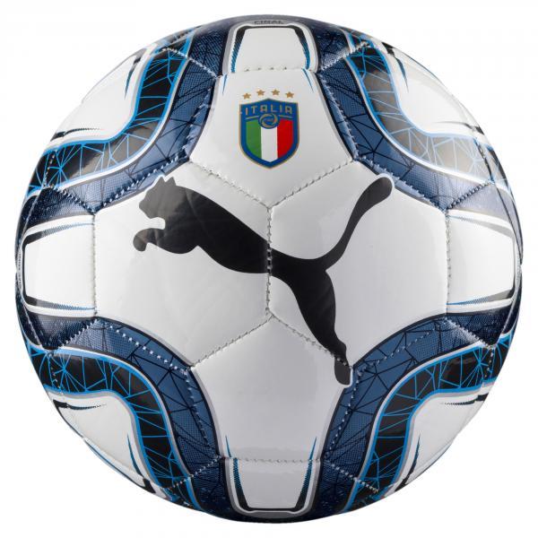 Pallone Mini Italia Final Bianco FIGC Store