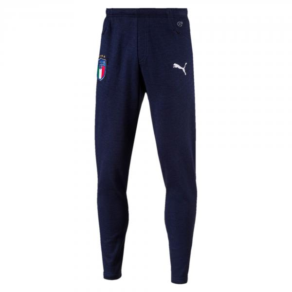 Figc Italia Casual Performance Sweat Pants Blu FIGC Store
