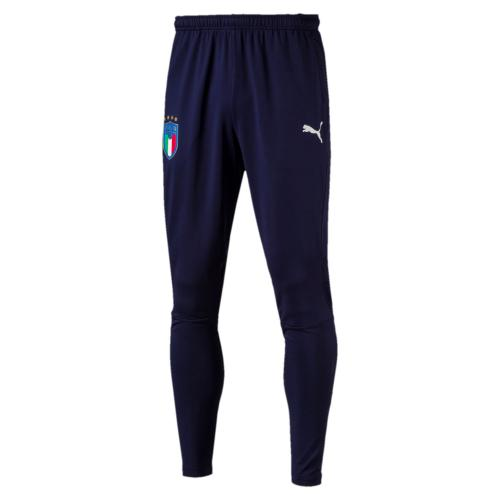 FIGC Italia Training Pants Zipped Pockets