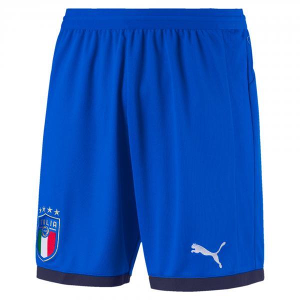 Pantaloncino Gara Italia Azzurro FIGC Store