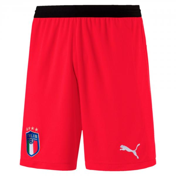 Figc Italia Shorts Replica RED FIGC Store