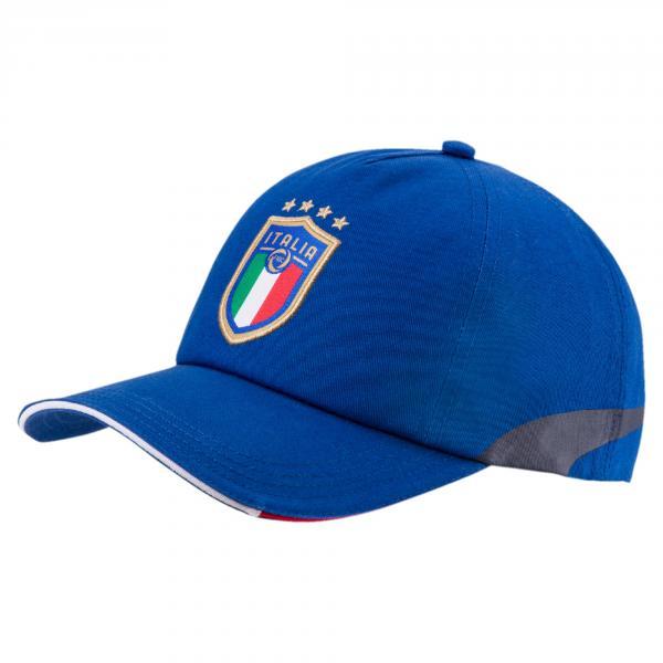 Puma Cappello  Italia Unisex Azzurro