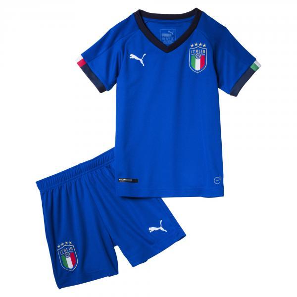 Minikit Figc Italia Azzurro FIGC Store