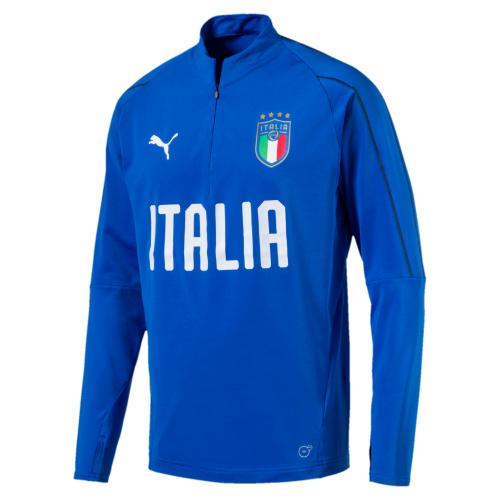 FIGC Italia 1/4 Zip Training Top