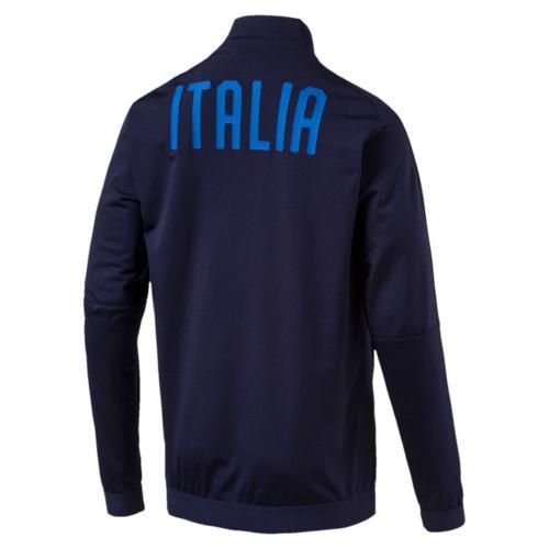 Puma Felpa Figc Stadium Jacket Italia