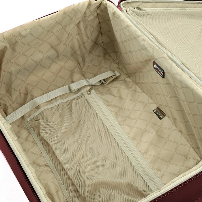 Large Luggage  BURGUNDY RED Roncato