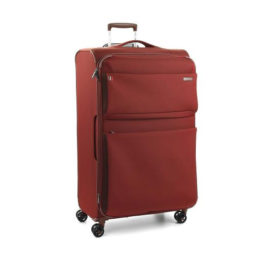 TROLLEY GRANDE TAILLE  BURGUNDY RED