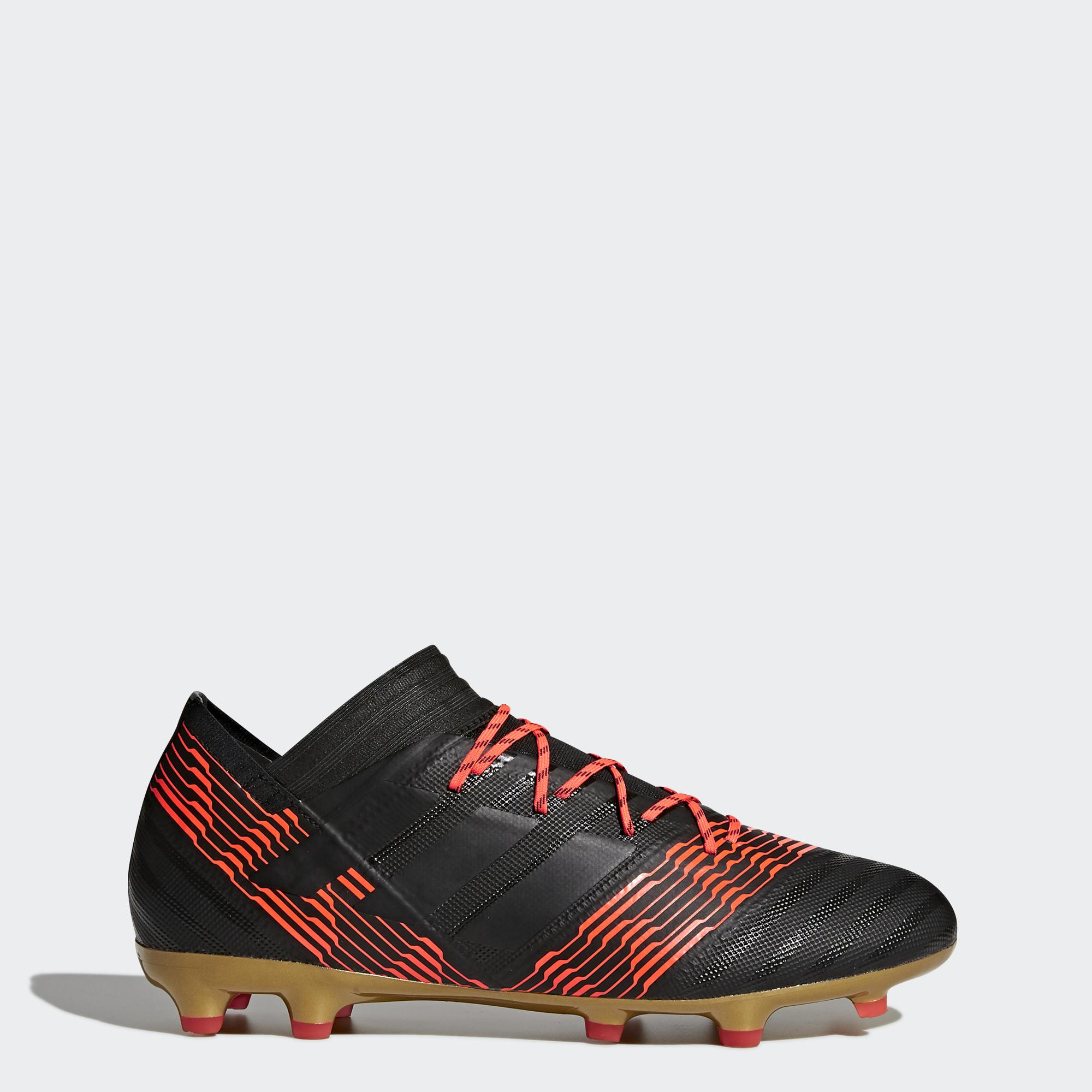 c35c0ae49d64 Adidas Football Shoes Nemeziz 17.2 Fg Black - Tifoshop.com