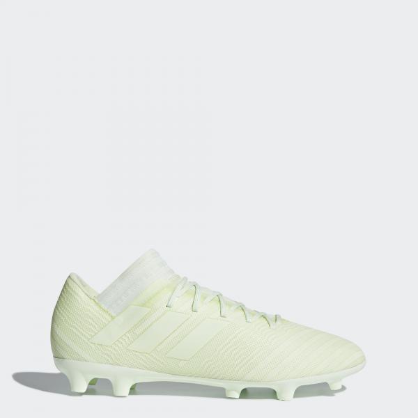 Adidas Scarpe Calcio Nemeziz 17.3 Fg Verde