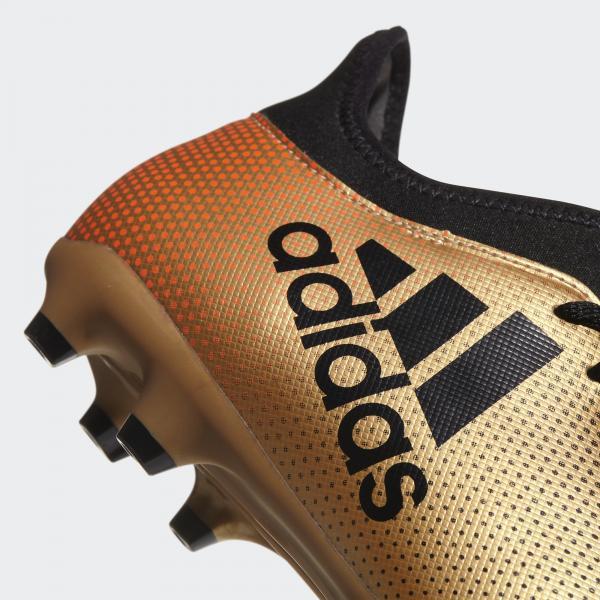Adidas Scarpe Calcio X 17.3 Fg ORO Tifoshop