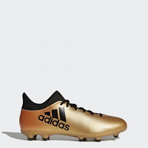 Adidas Scarpe Calcio X 17.3 Fg ORO
