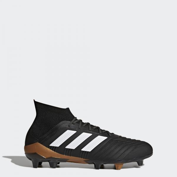 Adidas Scarpe Calcio Predator 18.1 Fg Nero