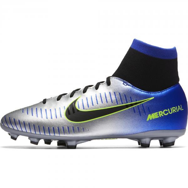 Nike Scarpe Calcio Mercurial Victory Vi Df Njr Fg  Junior BLU Tifoshop