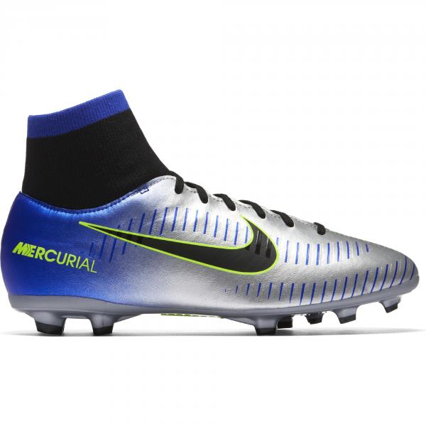 online retailer 6a1b3 59615 Nike Scarpe Calcio Mercurial Victory Vi Df Njr Fg Junior BLU ...