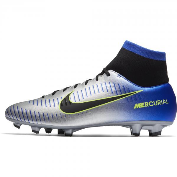 Nike Scarpe Calcio Mercurial Victory Vi Df Njr Fg   Neymar Jr BLU Tifoshop