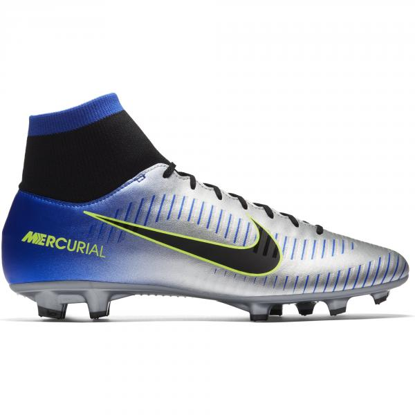 fa87888b086 Nike Football Shoes Mercurial Victory Vi Df Njr Fg Neymar Jr RACER  BLUE BLACK- ...