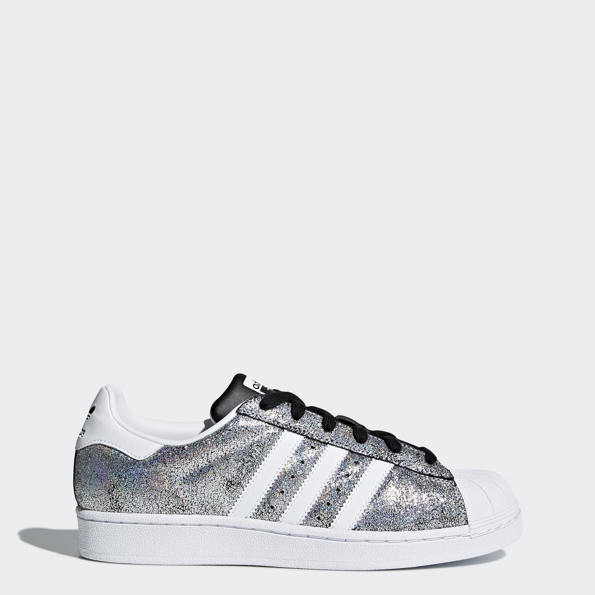 adidas superstars donna argento