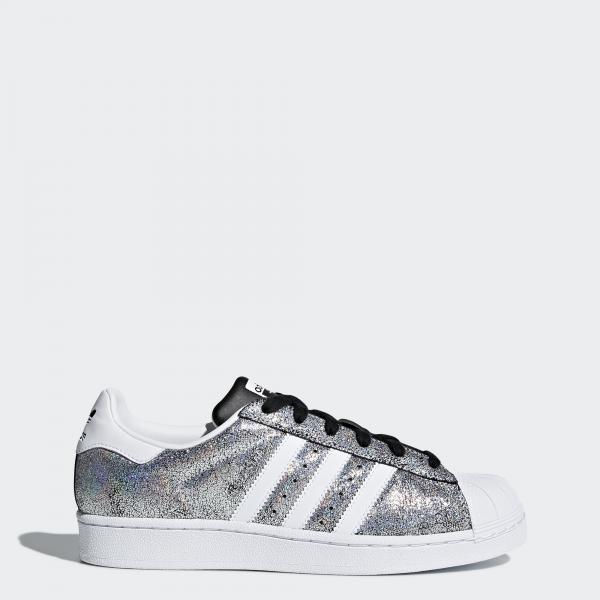 Adidas Originals Scarpe Superstar  Donna Argento