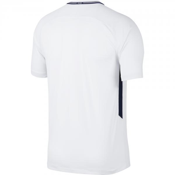 Nike Maglia Gara Home Tottenham Hotspurs   17/18 Bianco Tifoshop