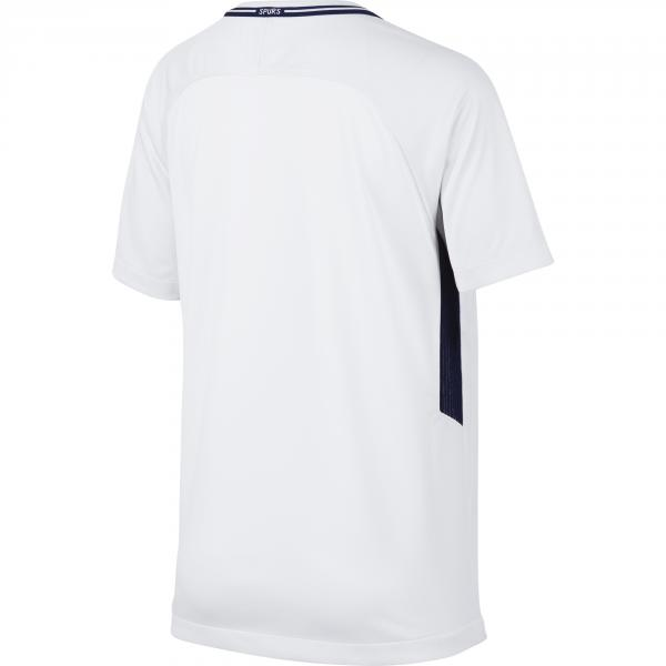 Nike Maglia Gara Home Tottenham Hotspurs Junior  17/18 Bianco Tifoshop