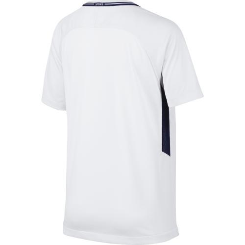 Nike Maglia Gara Home Tottenham Hotspurs Junior  17/18