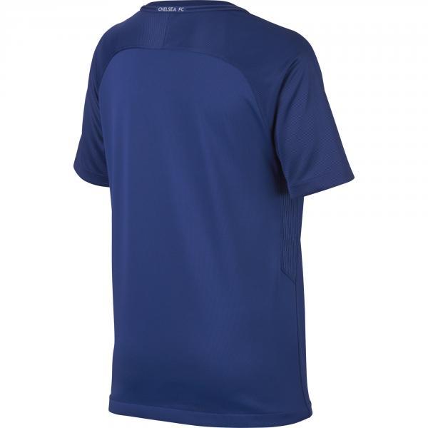Nike Maglia Gara Home Chelsea Junior  17/18 Blu Tifoshop