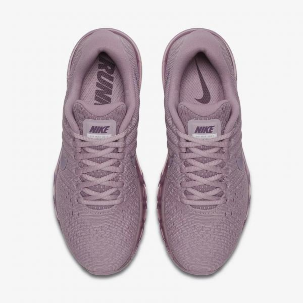 reputable site 2b6f7 fe88a ... Nike Shoes Air Max 2017 Woman PLUM FOGPRO PURPLE-ELEMENTAL ROSE  Tifoshop ...