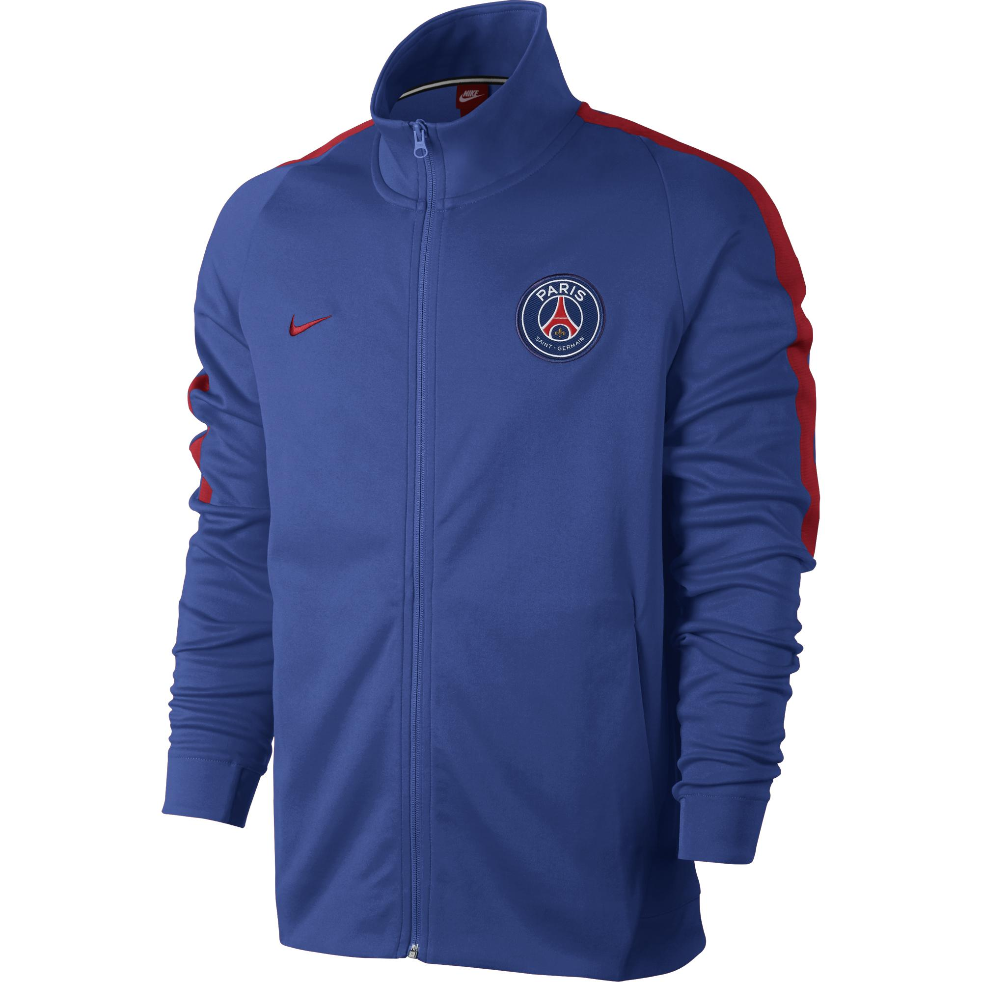 felpa paris saint germain nike