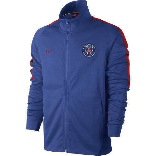 Nike Felpa Franchise Paris Saint Germain