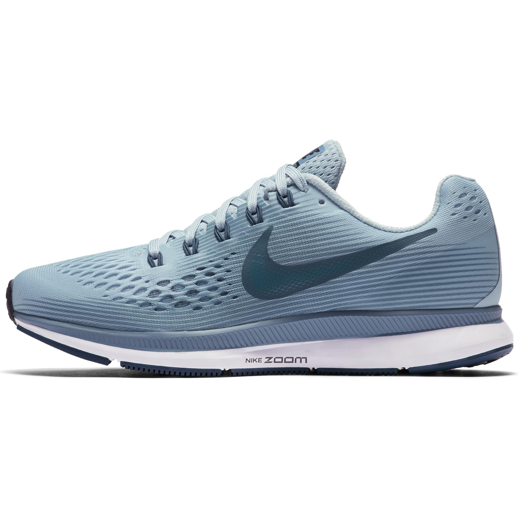 Nike Shoes Air Zoom Pegasus 34 Woman Ocean Bliss blue Force-noise Aqua-black  - Tifoshop.com c57bfc032e