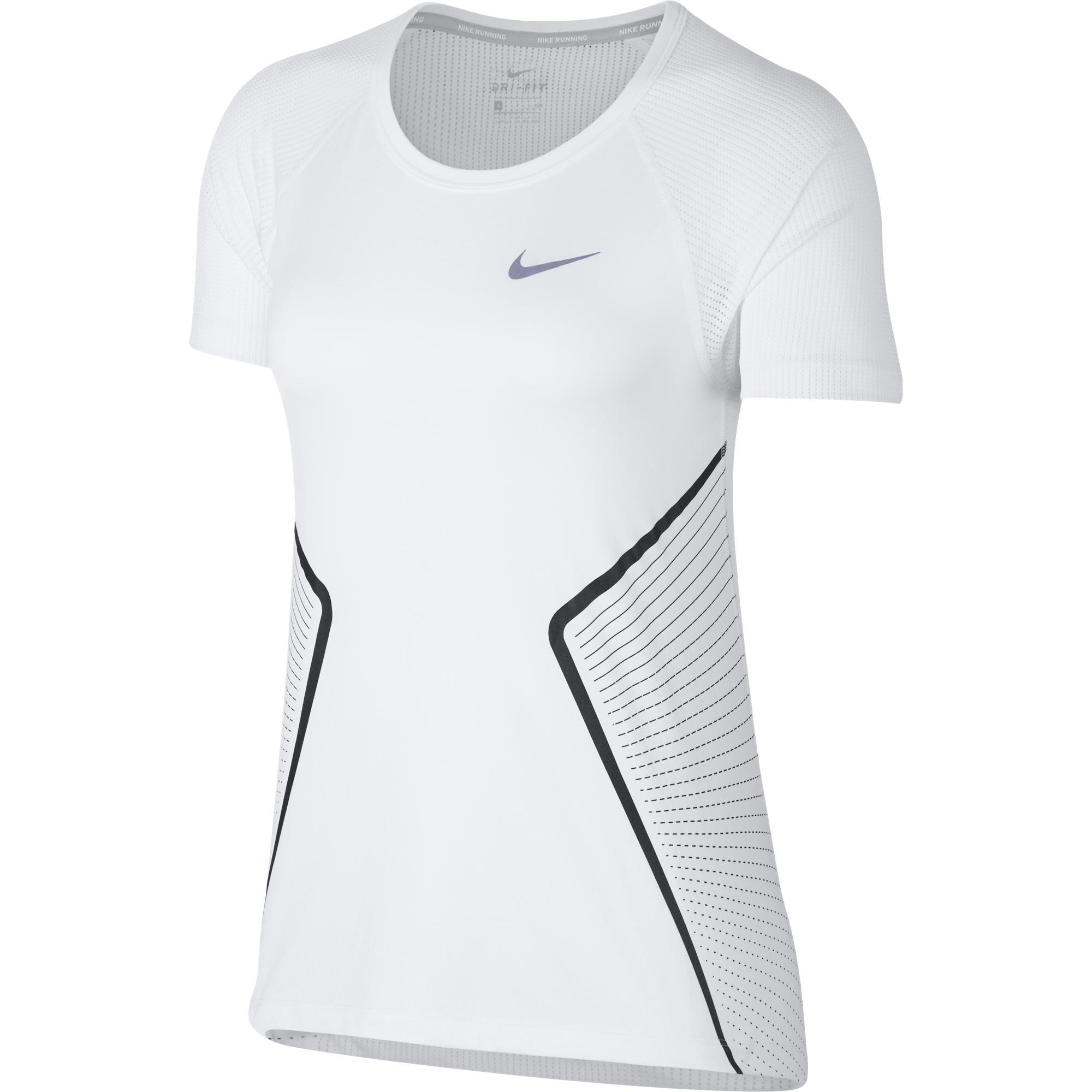 Nike T-shirt Miler  Donna