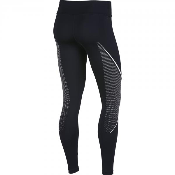 Nike Pantalon Power  Femmes BLACK/WHITE Tifoshop