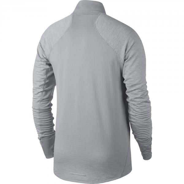 Nike Maglia Therma Sphere Grigio Tifoshop
