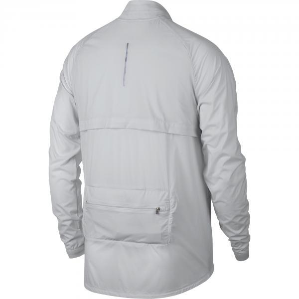Nike Giacca Shield Convertible Grigio Tifoshop