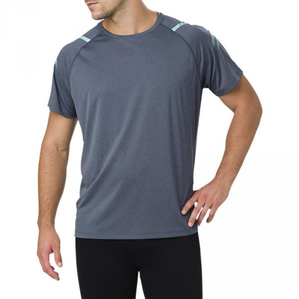 Asics T-shirt Icon Blu