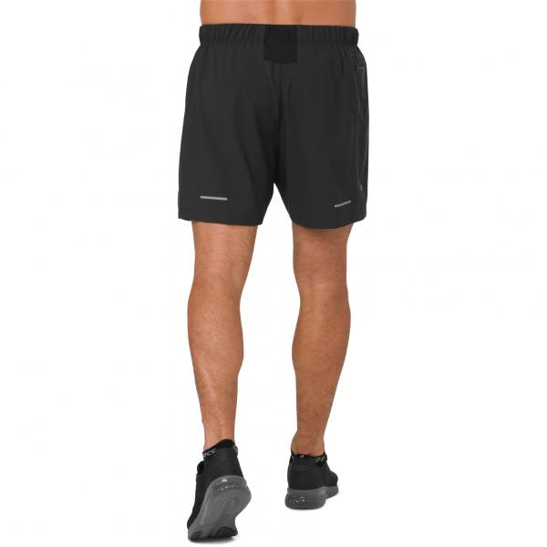 Asics Pantaloncino 5in Black Tifoshop