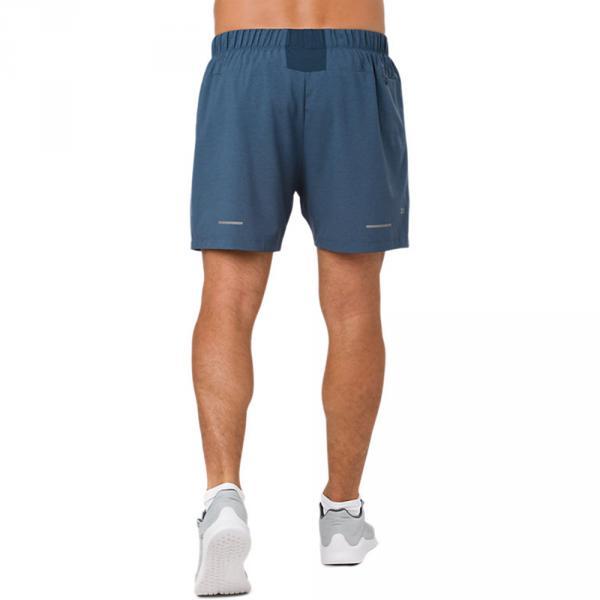 Asics Pantaloncino 5in Blu Tifoshop