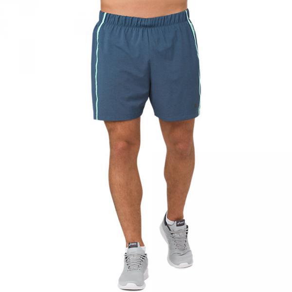 Asics Pantaloncino 5in Blu