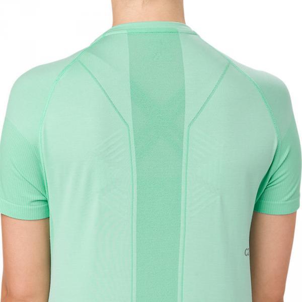 Asics T-shirt Cool  Donna Verde Tifoshop