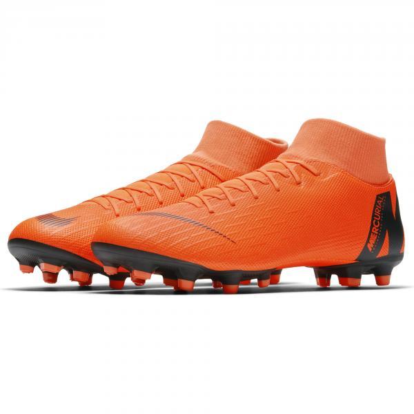 3f8ee20336af ... Nike Football Shoes Superfly 6 Academy Fg mg TOTAL ORANGE BLACK-TOTAL  ORANGE ...