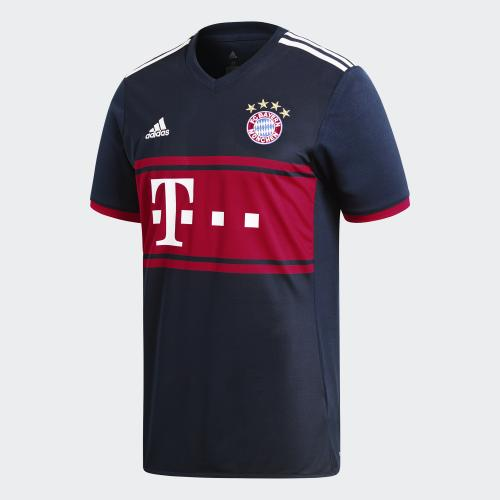Adidas Maglia Gara Away Bayern Monaco   17/18