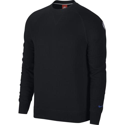 MEN'S CHELSEA FC AUTHENTIC CREW SWEATSHIRT