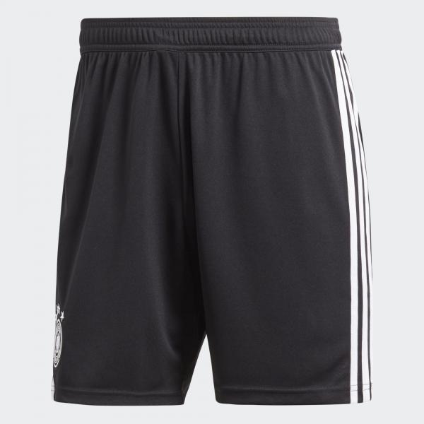 Adidas Pantaloncini Gara Home Germania   18/20 Nero