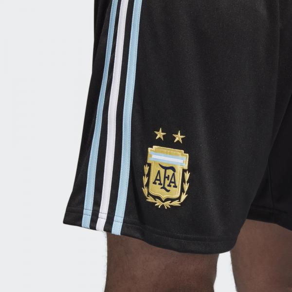 Adidas Pantaloncini Gara Home Argentina   18/20 Nero Tifoshop