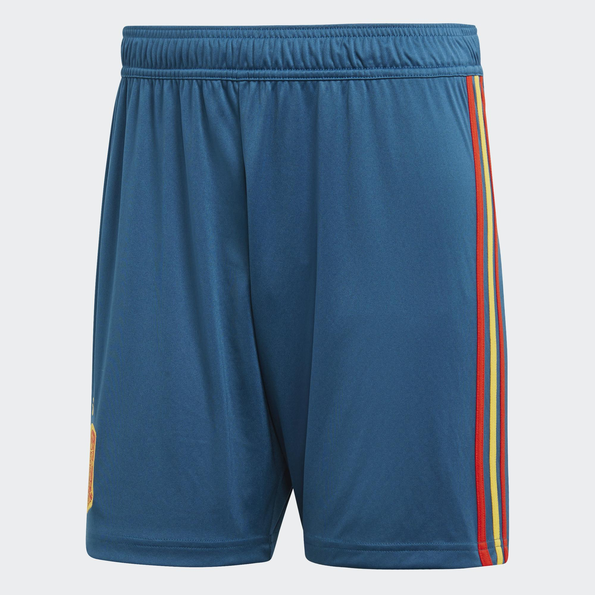 Adidas Pantaloncini Gara Home Spagna   18/20
