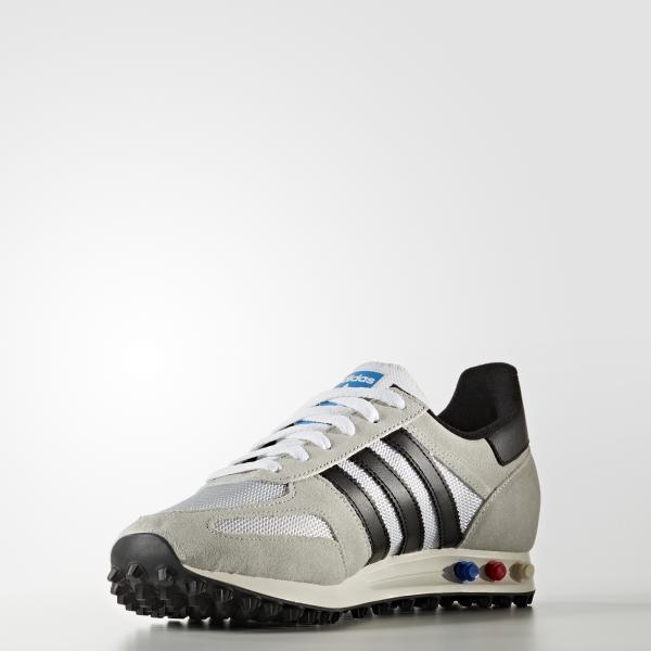 ba6b10680c ... Adidas Originals Shoes La Trainer Og Vintage White Core Black Clear  Brown Tifoshop ...