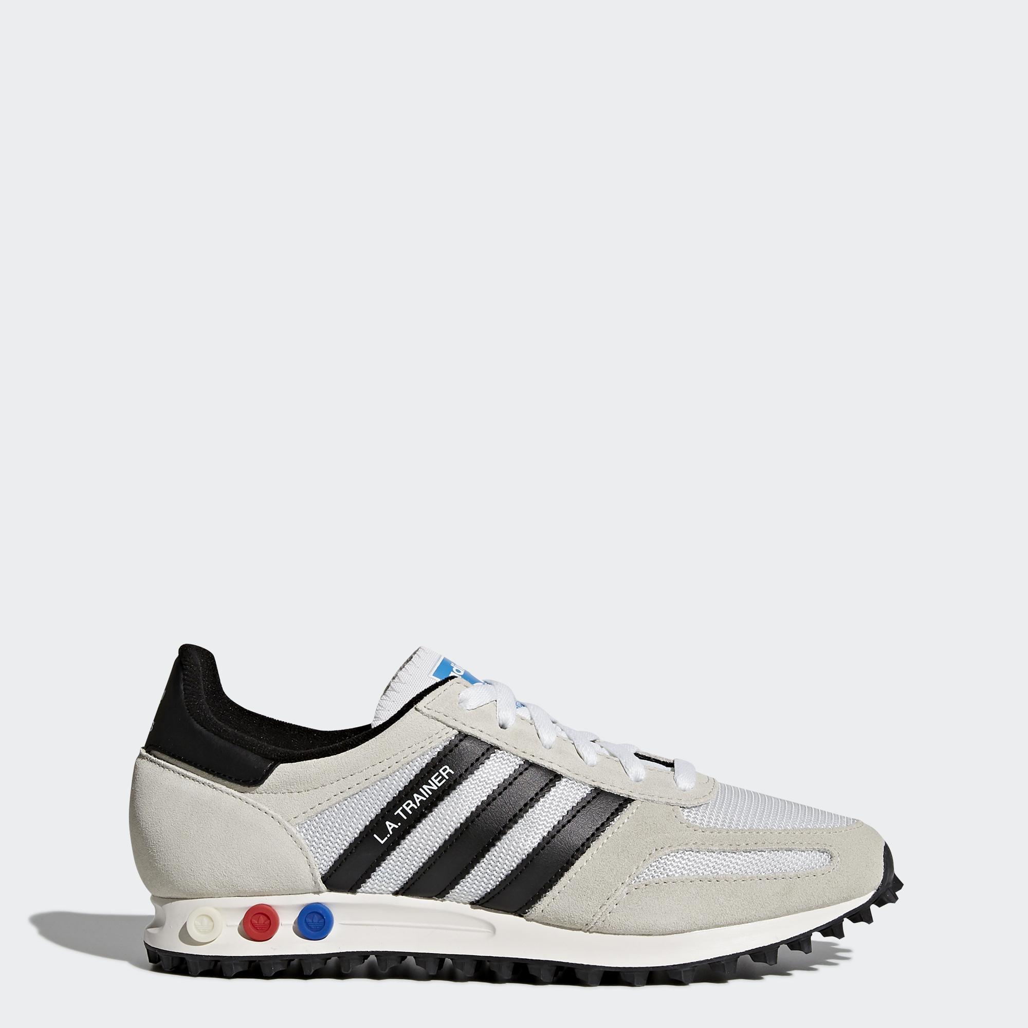e425be780d Adidas Originals Shoes La Trainer Og Vintage White core Black clear Brown -  Tifoshop.com