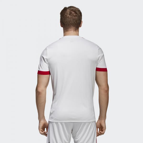 Adidas Maglia Gara Champions League Bayern Monaco   17/18 Bianco Tifoshop